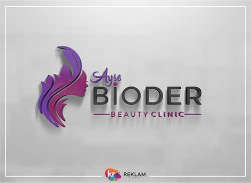 Ayşe Bioder Beauty Clinic – Logo Çalışması