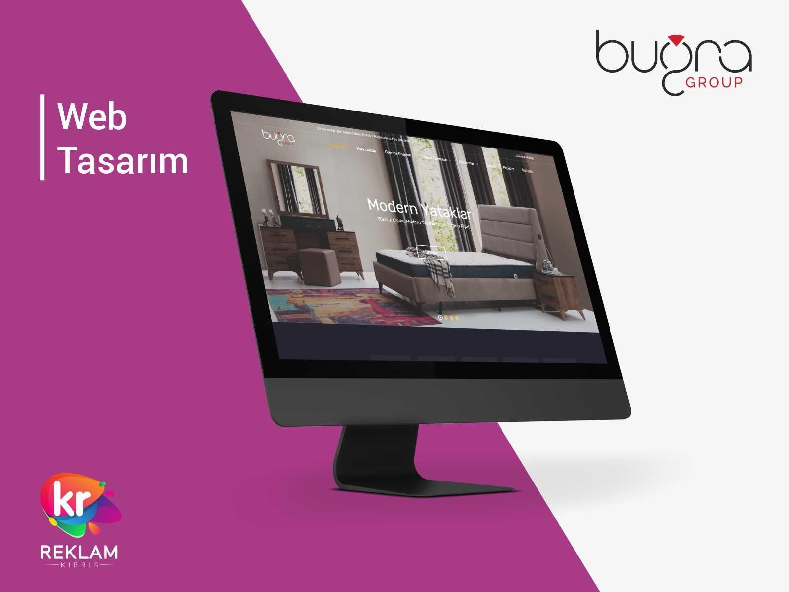 Buğra Group – Web Sitesi