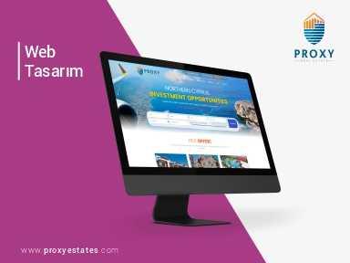 Proxy Estate – Web Tasarım